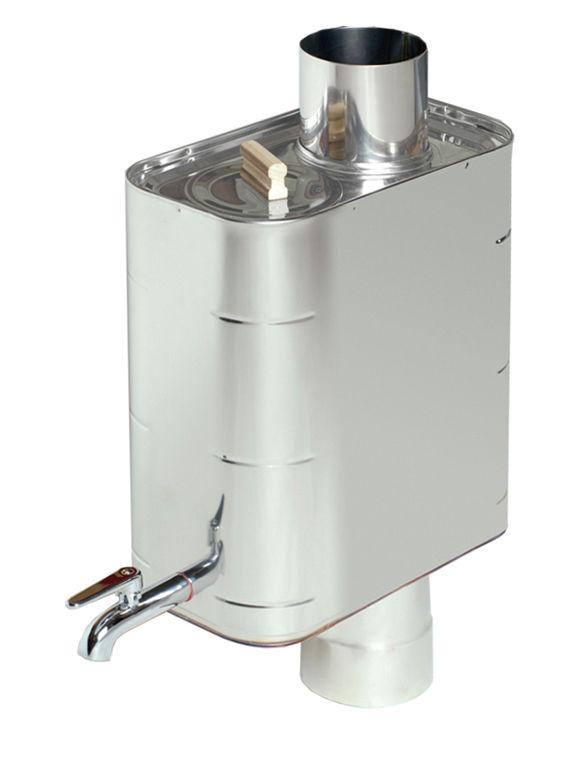 Нагреватель воды в трубе